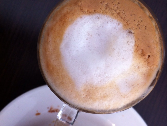 Lattes Made With Amore