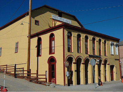 Piper's Opera House Virginia City Nevada United States