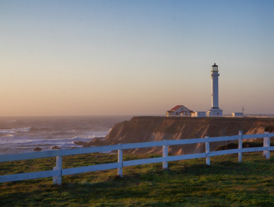 Point Arena Lighthouse Point Arena California United States