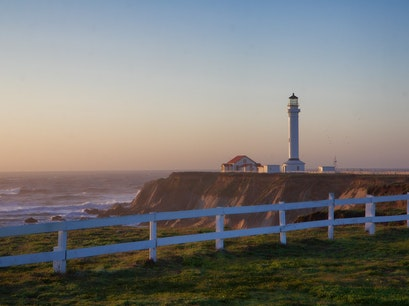 Point Arena Lighthouse and Museum Point Arena California United States