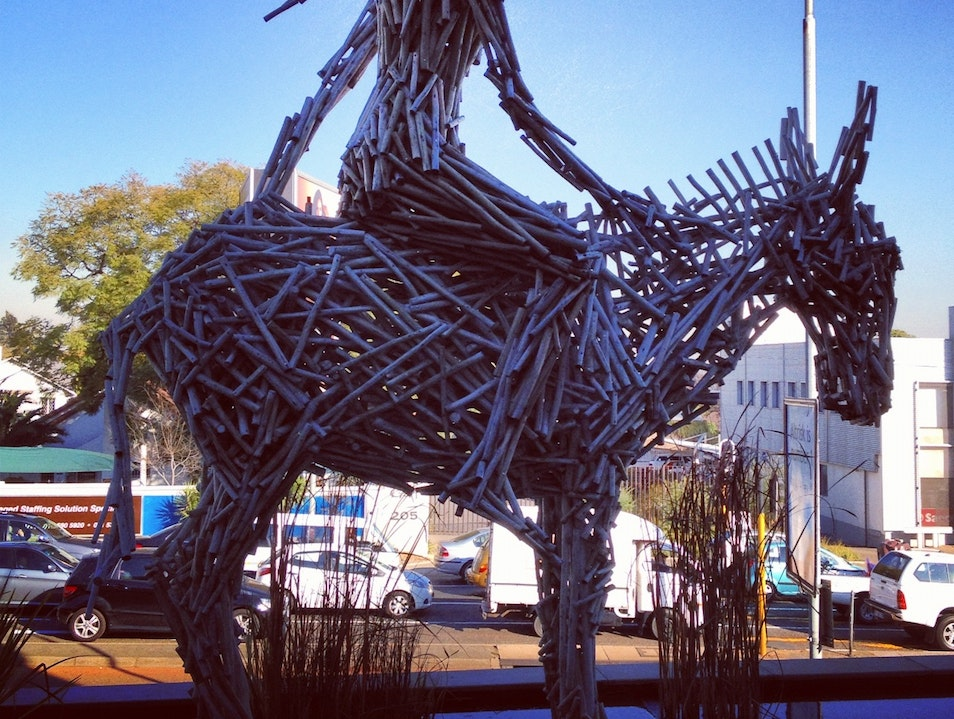 Two of Jozi's best art galleries