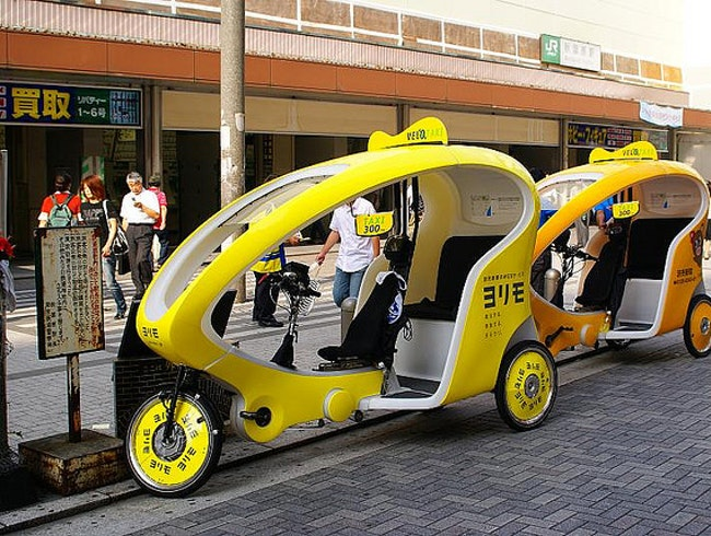 Kawaii Taxis