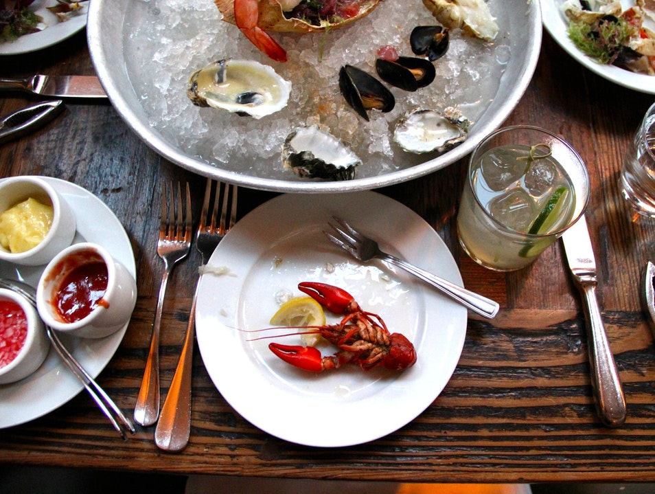 Savor Seafood in San Francisco's Mission District San Francisco California United States