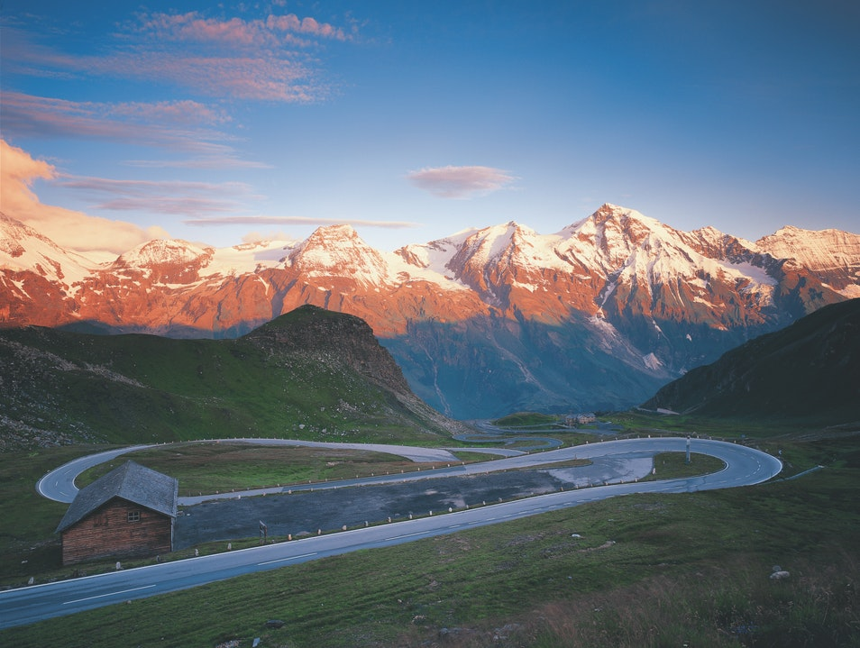 Grossglockner High-Alpine Road Rauris  Austria