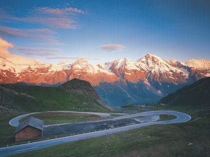 Grossglockner High Alpine Rd Rauris  Austria