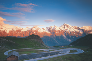 Grossglockner High Alpine Rd