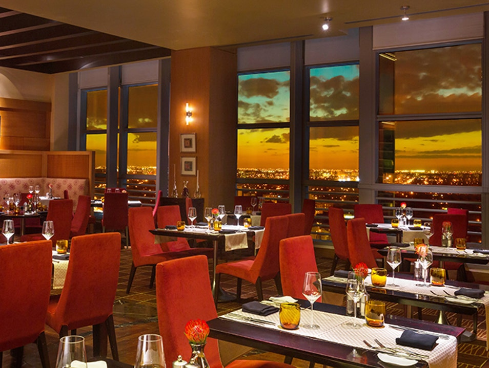 Dinner with the Best View in Magic City Miami Florida United States