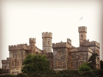 Lews Castle Grounds Stornoway  United Kingdom