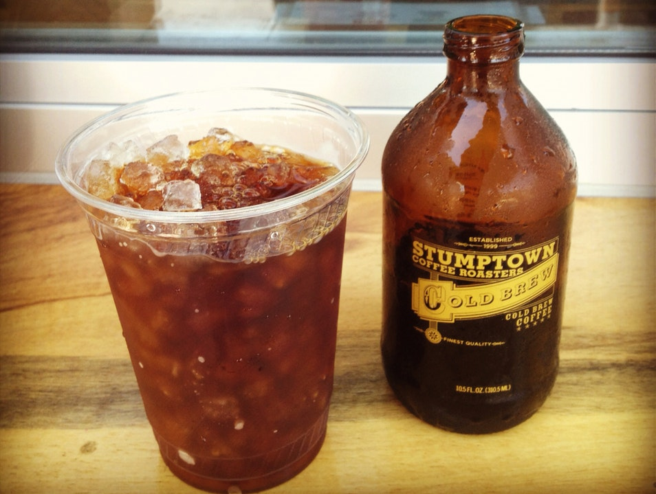 Coldbrew Coffee and Breakfast Tacos Austin Texas United States