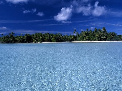 Manihi Tuamotus Islands  French Polynesia