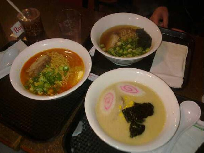 The Best Ramen in Seattle