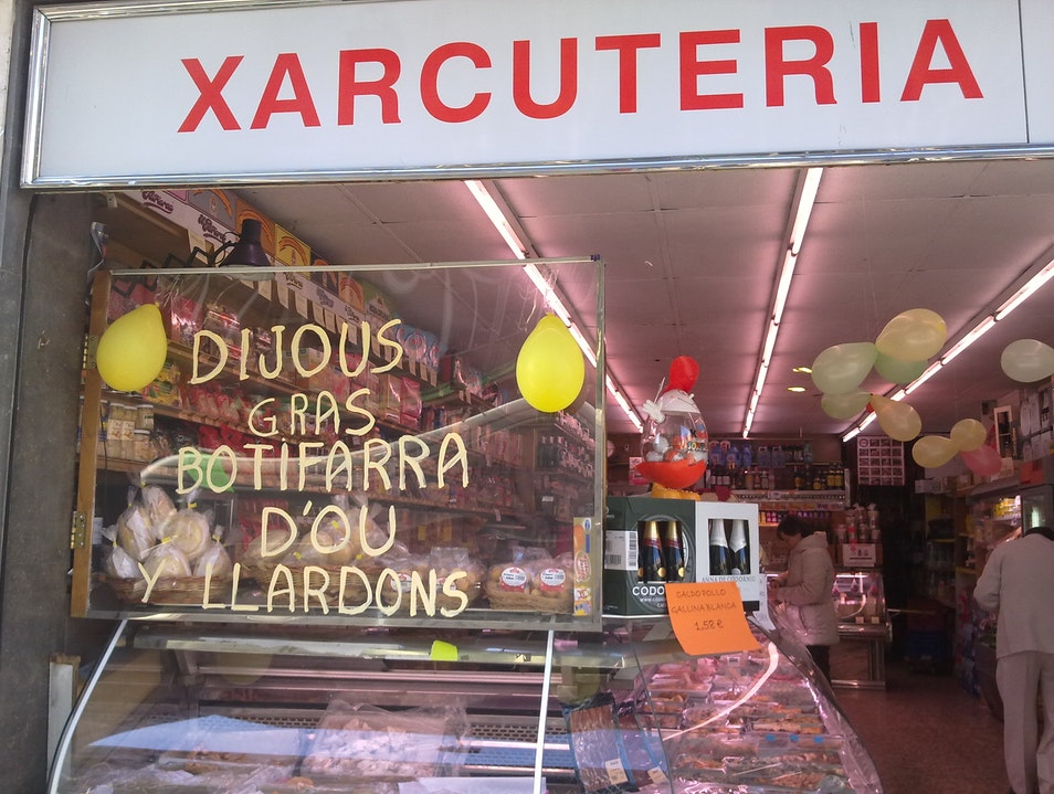 Sample Cured Meats from Around Catalonia