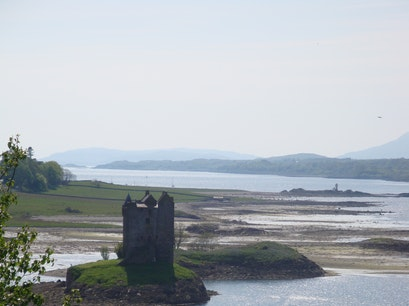 Castle Stalker View Argyll and Bute  United Kingdom