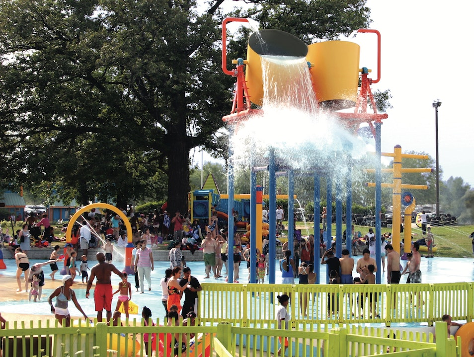 Cool Off at Wild Water Kingdom