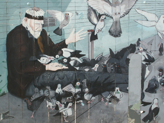 Magnificent Murals of San Francisco