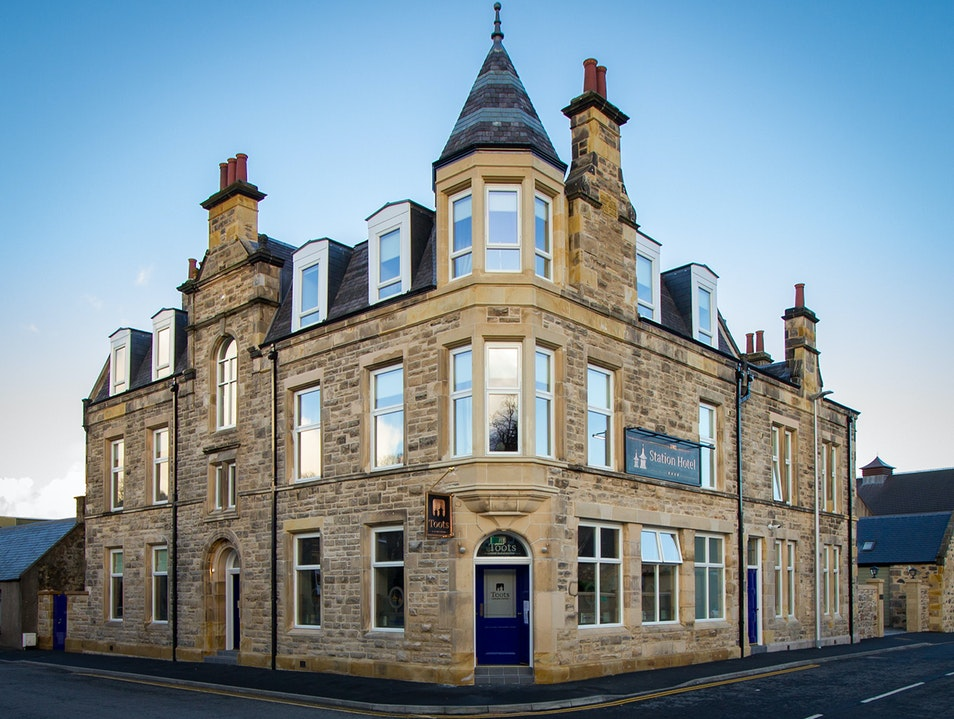 Station Hotel Rothes  United Kingdom