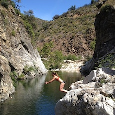 Arroyo Seco, Los Padres National Forest CA