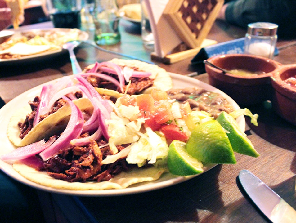 Authentic Mexican Food in Berlin