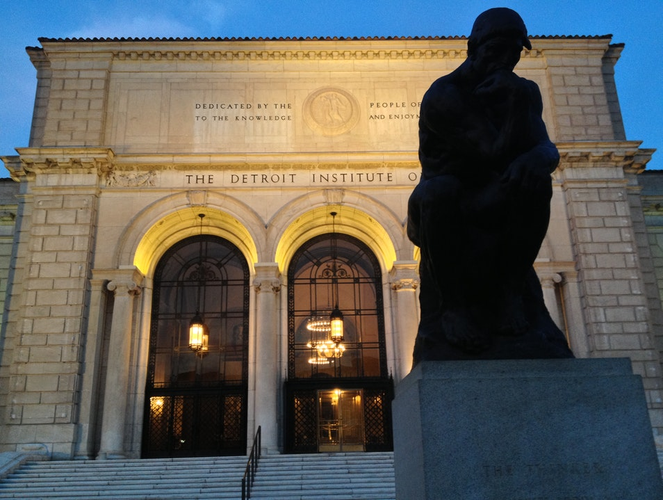 Detroit's Home for the Arts