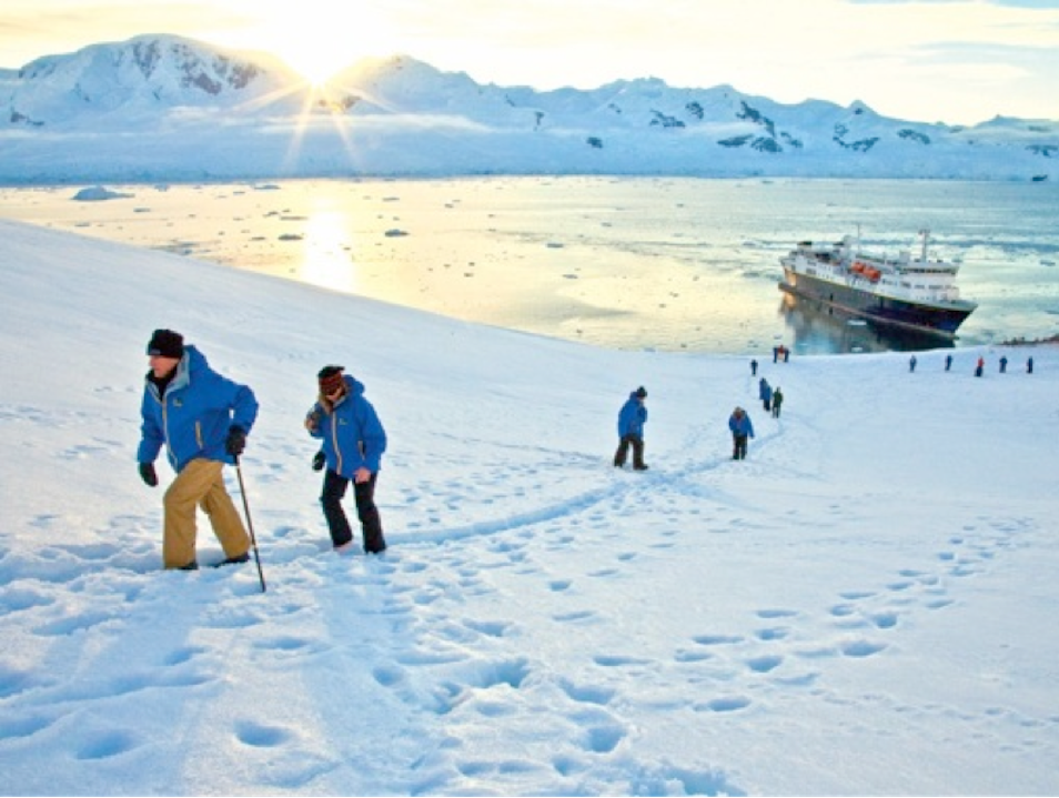 The Spectacular Loneliness of Antarctica