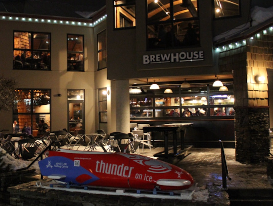 Bobsleds and Brew