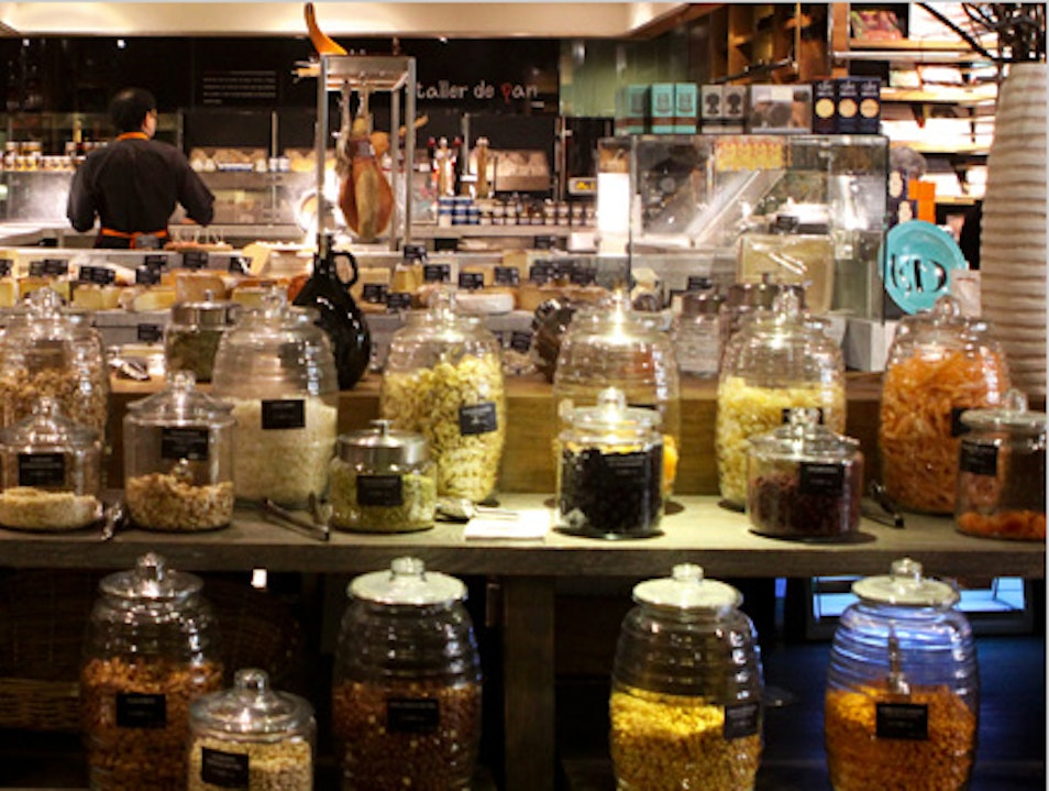 Chile's First Gourmet Market