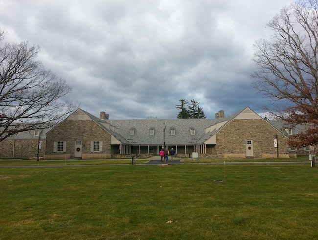 America's First Presidential Library
