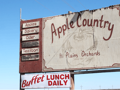 Apple Country Orchards Idalou Texas United States