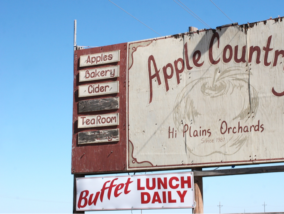 Head to Apple Country