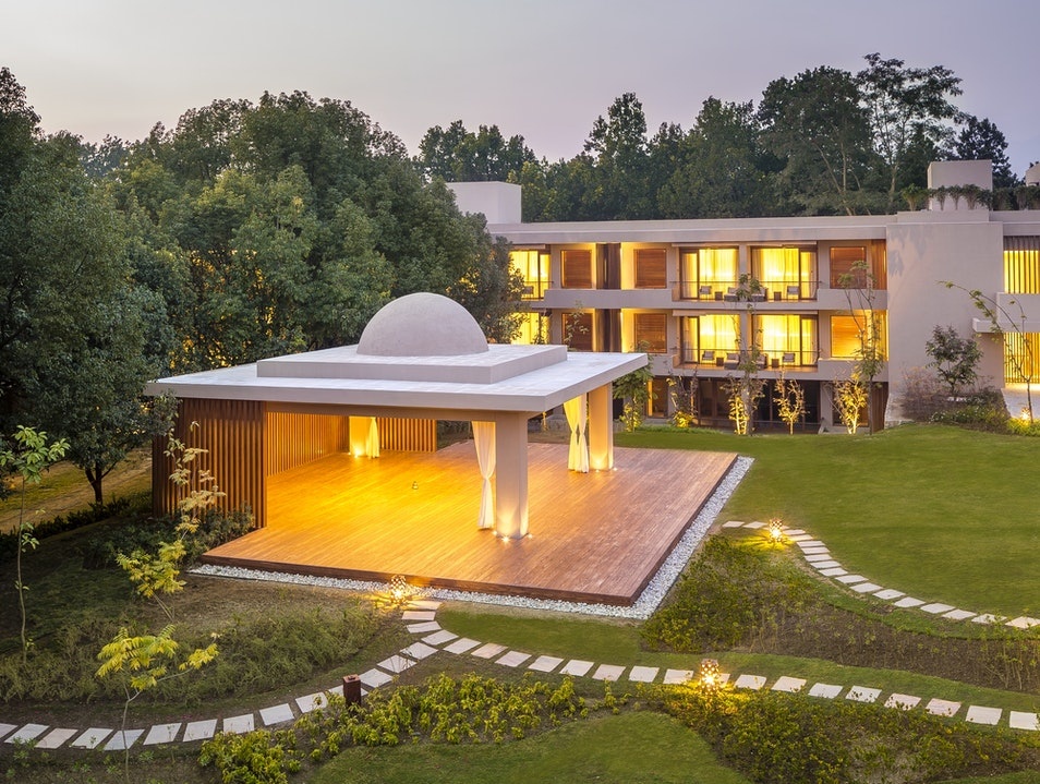 Find Your Center in India at Vana Retreats