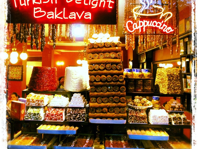 Turkish Delight and Then Some!