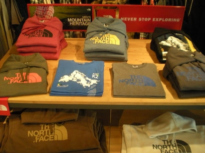Patagonia & North Face Snowmass Colorado United States
