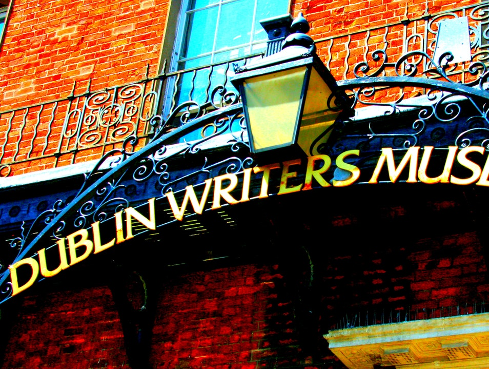 Literary Greats From Dublin Dublin  Ireland