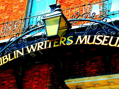 Dublin Writers Museum   Ireland