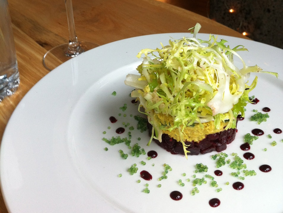 Familiar Ingredients Transformed into New Dishes