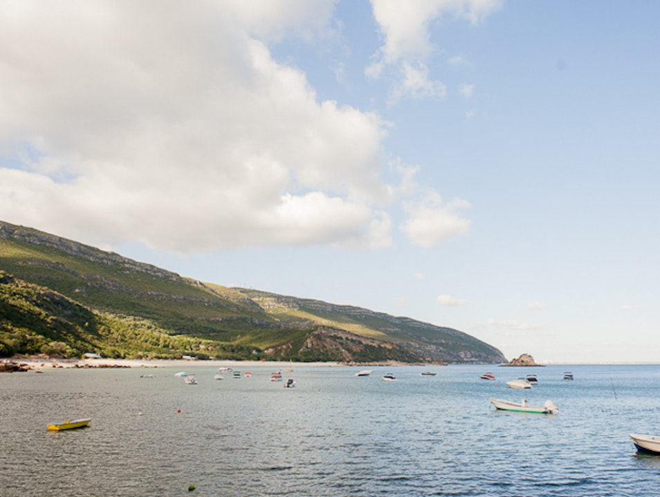 Tiny coves and tranquil beaches