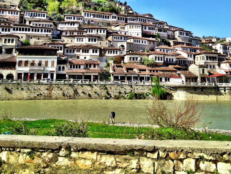 Incredible Ottoman City Berat  Albania