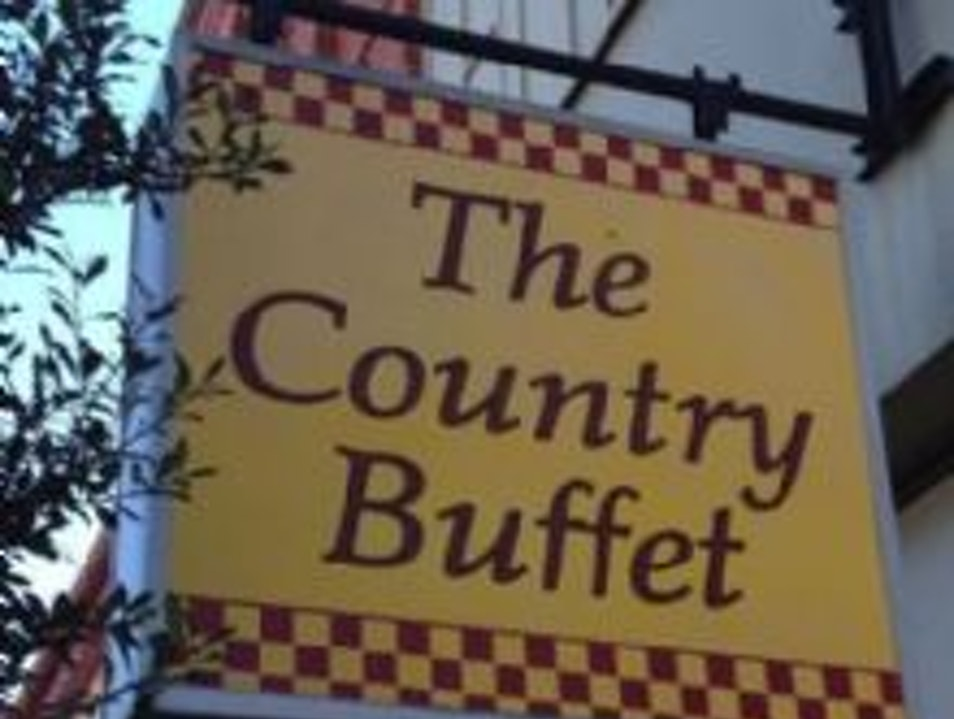 The Country Buffet In Sandersville, GA