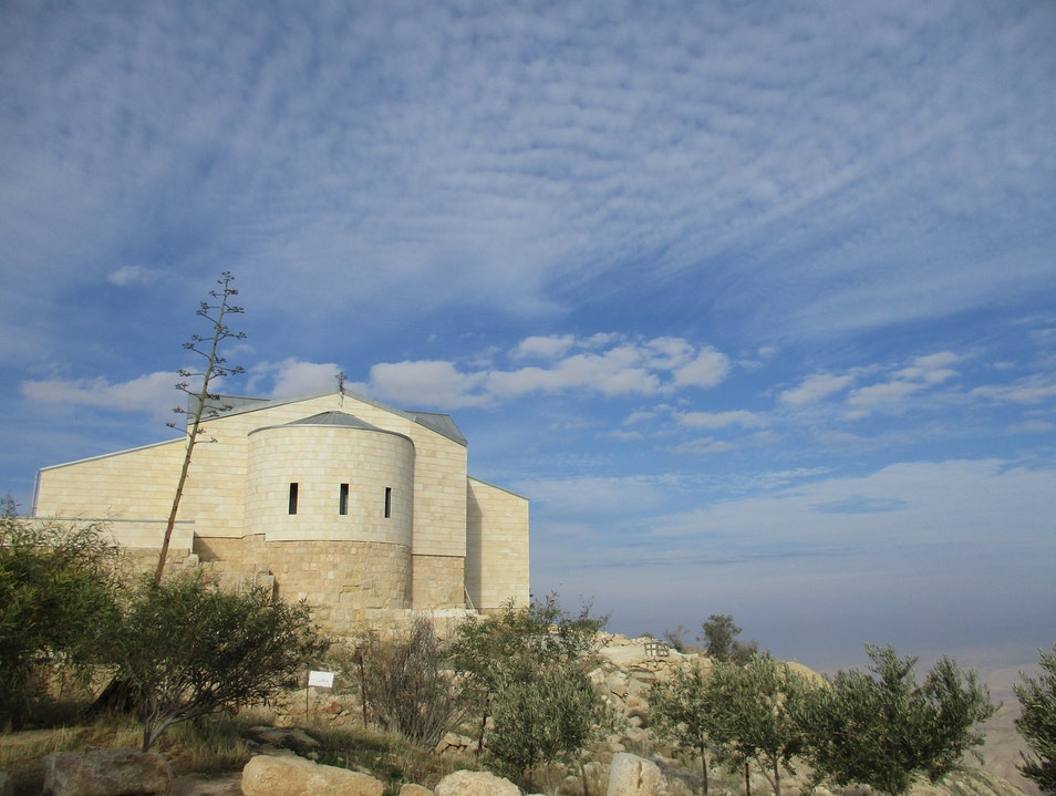 Follow in the Footsteps of Moses at Mt. Nebo  Madaba  Jordan