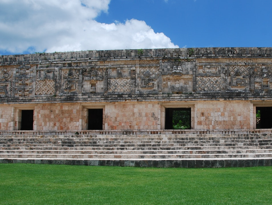 Elegant Maya City   Mexico