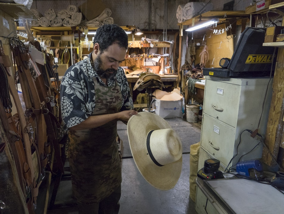 Finding Your Perfect Hat in West Texas Alpine Texas United States