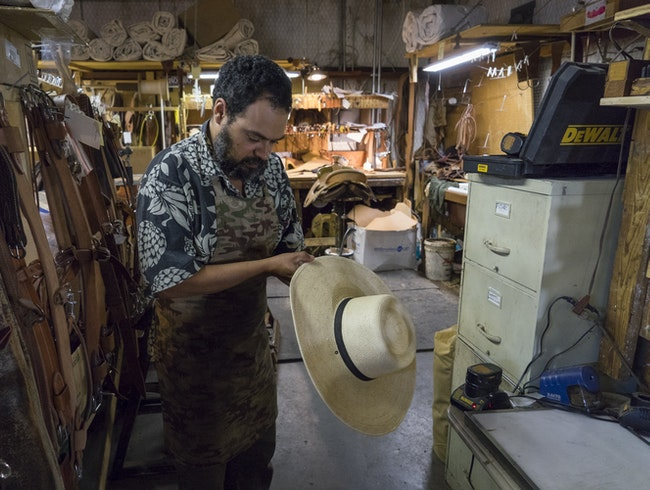 Finding Your Perfect Hat in West Texas