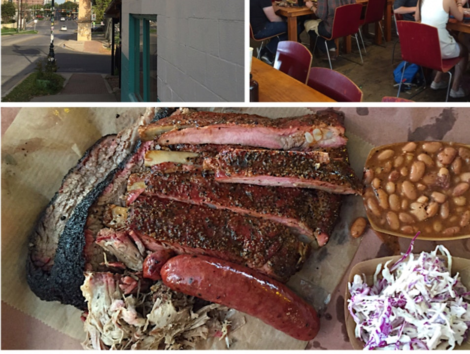 Epic (and Worthwhile) Brisket Lines Austin Texas United States