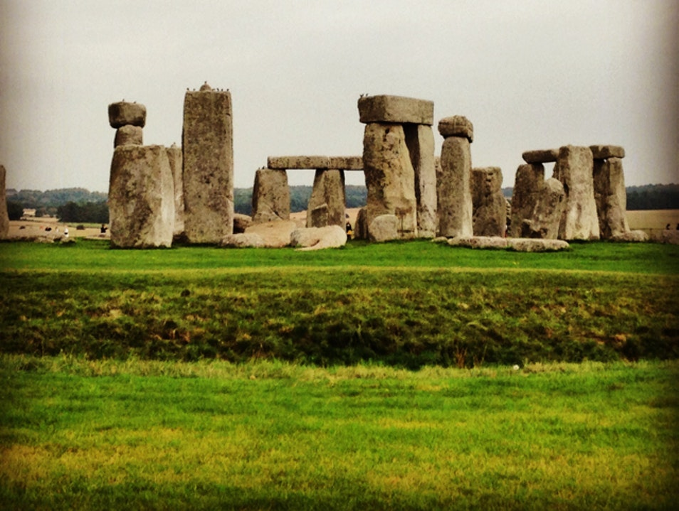 Stonehenge Amesbury  United Kingdom