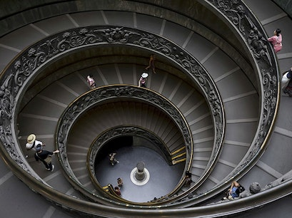 Vatican Museums Roma  Italy