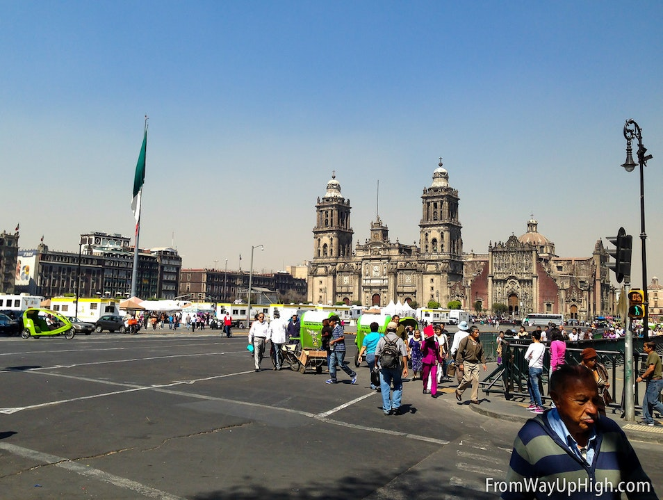 The Zocalo: Mexico City's Most Exciting Neighborhood