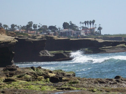 Sunset Cliffs San Diego California United States