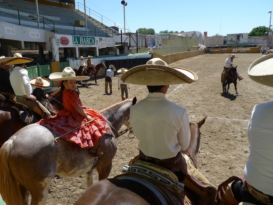 sweetheart of the rodeo..... Tlaquepaque  Mexico