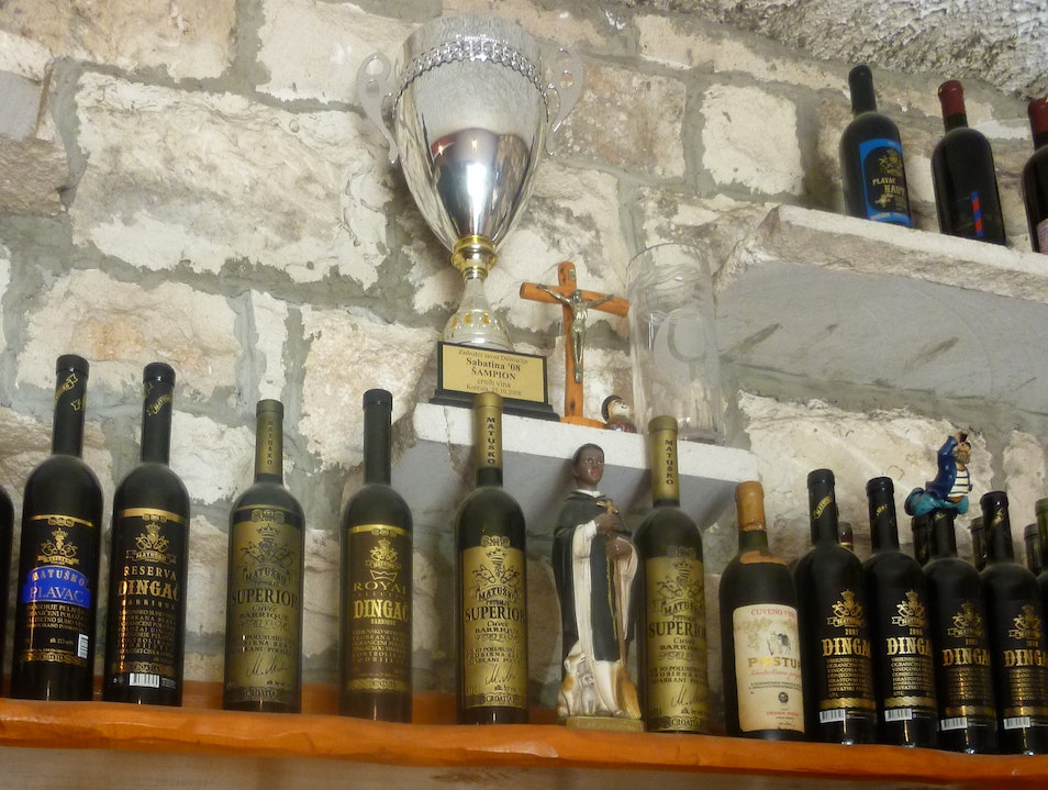 The Best Wine You've Never Had Trstenik  Croatia
