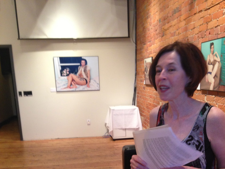 Discover Toronto's Art and Design District with Betty Ann Jordan Toronto  Canada